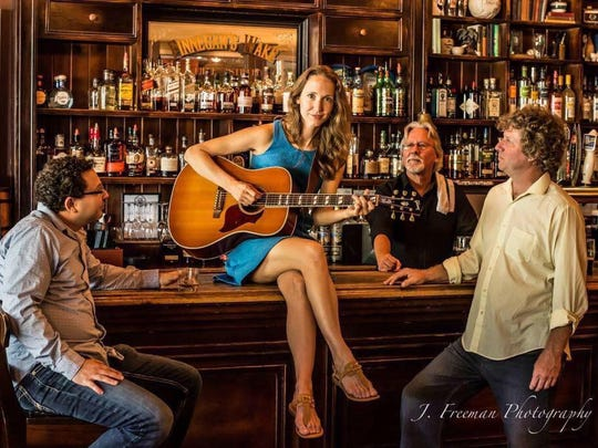 Find food and music for twice the charm when Belle and the Band perform at Fifth & Thomas for Mother's Day.