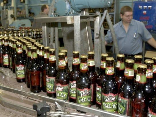 Stevens Point Brewery.