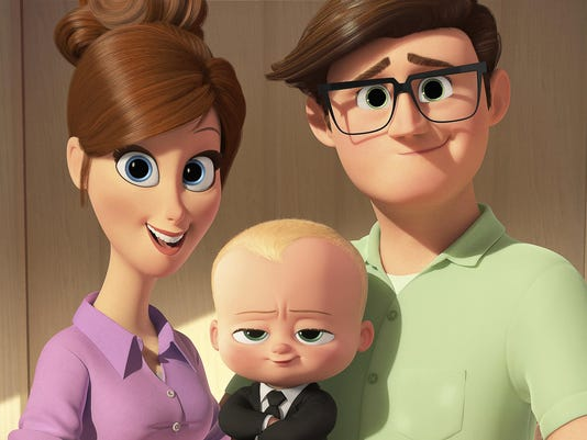 Film Review The Boss Baby