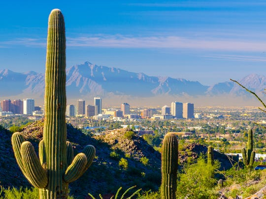 Phoenix's total cost of living for a single person is about $3,143 per month ($37,715 per year).