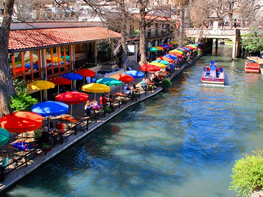 The San Antonio River Walk has a lot to do with that city's reputation as a great city.