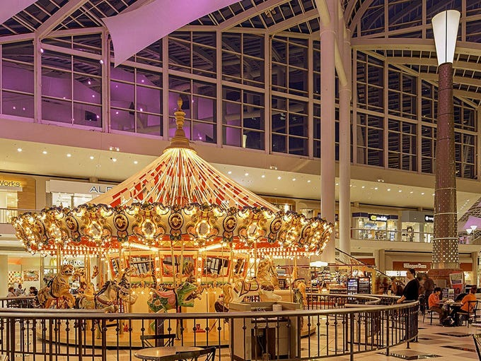 1. AlabamaBest mall to shop at: Riverchase Galleria