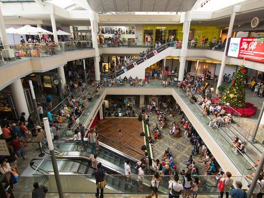 11. HawaiiBest mall to shop at: Ala Moana CenterLocation: