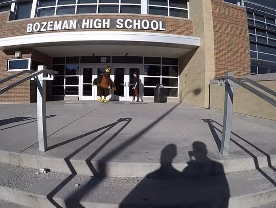 MontanaHigh school: Bozeman High SchoolLocation: