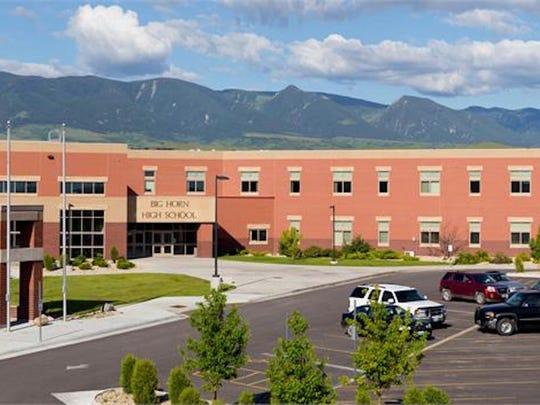 WyomingHigh school: Big Horn High SchoolLocation: