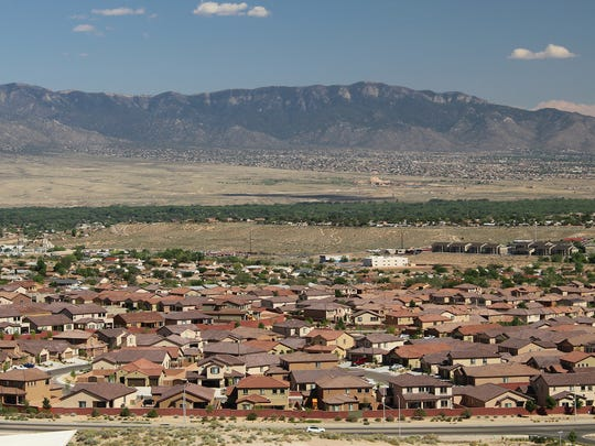 New Mexico> Worst city to live: Albuquerque> Population: 559,131> Median home value: $189,200> Poverty rate: 20.0%> Adults with at least a bachelor's degree: 32.6%Albuquerque is one of most dangerous cities in the country. There were 966 violent crimes reported per 100,000 Albuquerque residents in 2015, the most of any large city in New Mexico and among the most of any city in the country. Albuquerque also has missed out on much of the job growth that most mid-size cities enjoyed over the past few years, and it continues to struggle with high poverty. While total employment in the U.S. grew by 4.0% from 2013 to 2015, the number of jobs in Albuquerque increased by just 0.1% over the same period. The city's poverty rate of 20.0% is much higher than the nationwide poverty rate of 14.7%.