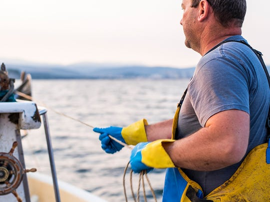 Fishing workers have a fatal work injury rate of 86.0 per 100,000 workers.