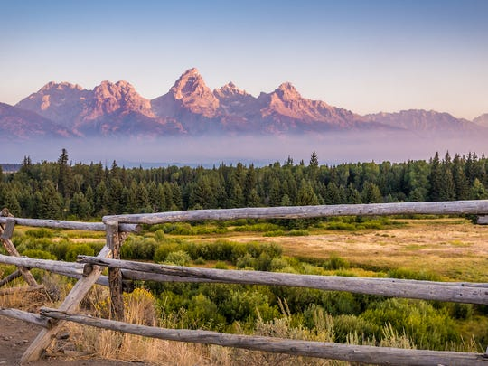 Wyoming was the only state to grow more from natural