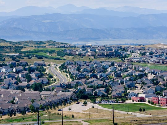5. Douglas County, Colorado