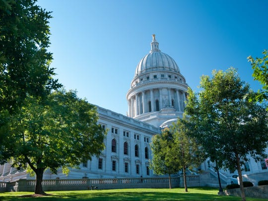 The relatively slow growth of Wisconsin's middle-class incomes may be partially due to the decline of certain blue-collar industries.