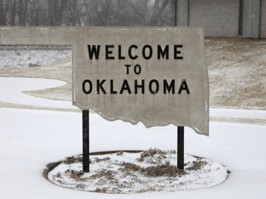 42. Oklahoma