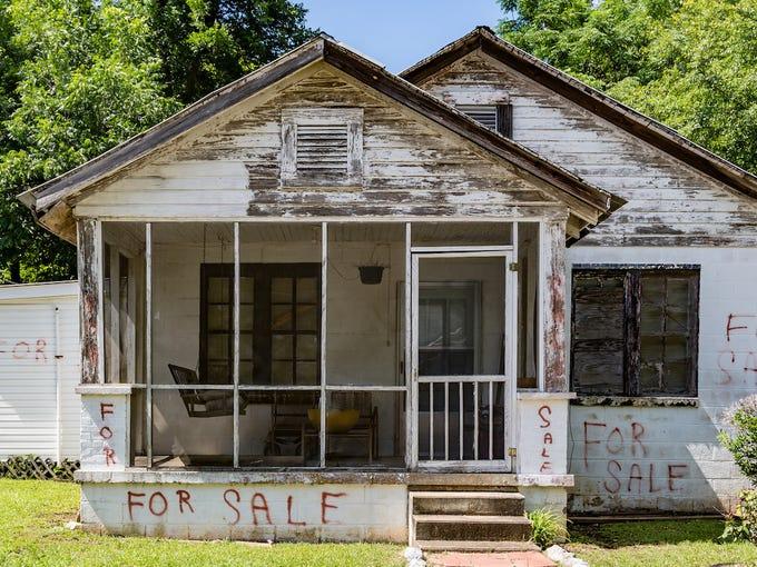 Wilcox County, Alabama5-yr. population change: -6.3%