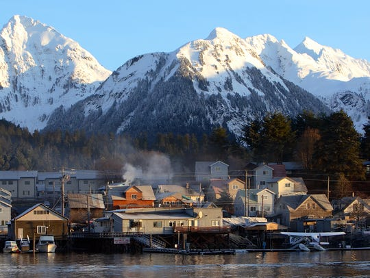 AlaskaMost expensive housing market: Sitka City and