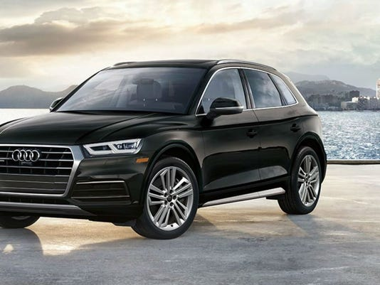 Comparing The Audi Q And BMW X Which Luxury SUV Has The Edge - Audi q5 family car