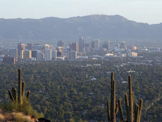 Phoenix-Mesa-Scottsdale, AZ