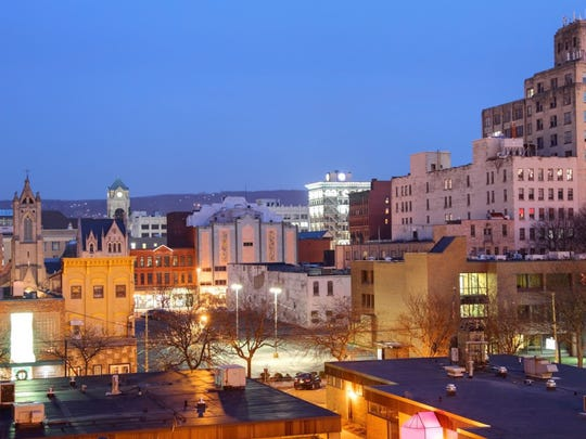 Scranton--Wilkes-Barre--Hazleton, PA