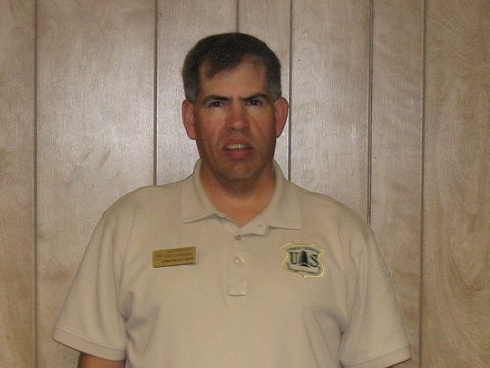 Ron Wiseman has been named acting deputy forest supervisor