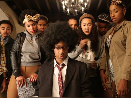 AP FILM REVIEW DEAR WHITE PEOPLE A ENT