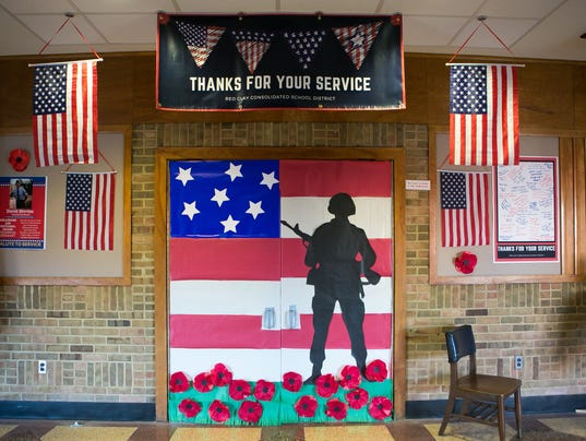 News: Red Clay Vets Day