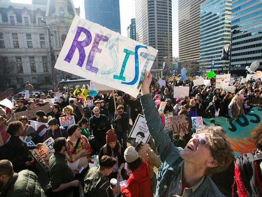 Trump resistance will never be a Democratic Tea Party movement