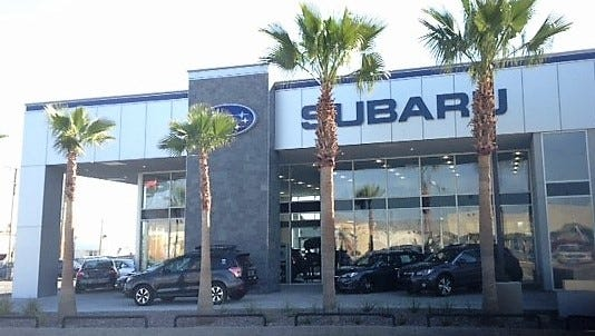 Group 1 Automotive of Houston bought Subaru El Paso at 1414 Airway Blvd., from an Albuquerque company.
