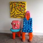 Brett Douglas Hunter exhibit presents figurative furniture you'll want to keep as a pet