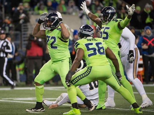 newest 4fcd6 05440 Seahawks' Michael Bennett explains his 'fine' moves