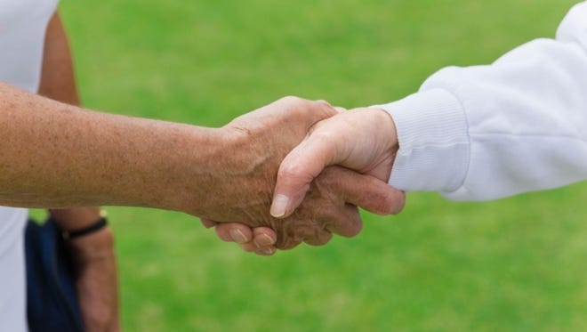 In Switzerland, as in many other countries, a handshake is a symbol of mutual respect and goodwill. Students commonly shake their teachers' hands at the beginning and end of each day as a polite way of greeting and saying goodbye.