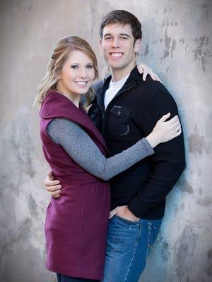Emilie Jacobson and Ryan Van Kooten