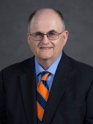 New Centenary Director of Athletics and Wellness, Dr. Robert Bunnell.