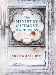 'The Ministry of Utmost Happiness' by Arundhati Roy.