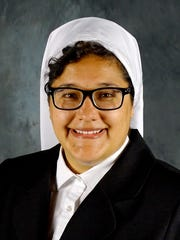 Sister Concepción Medina was accepted into the Novitiate of the Franciscan Sisters of Christian Charity in Manitowoc.