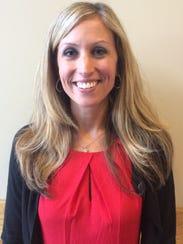 Amanda Stuck, 31, of Appleton, is the Democratic nominee