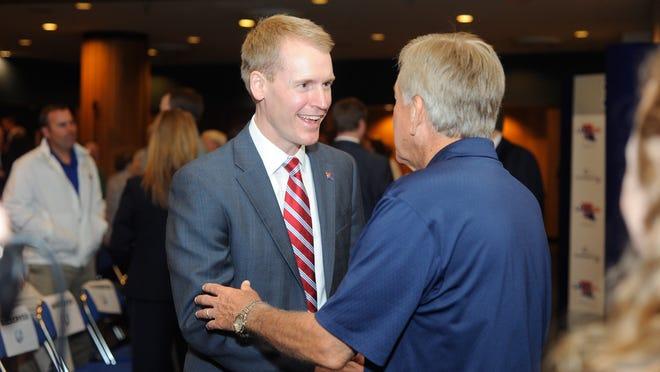 New Louisiana Tech coach Eric Konkol has many of the same personality traits as former coach Mike White.