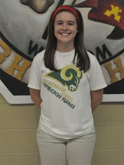 "Christian ""Casper"" Richard attends Acadiana High. She will participate in Lafayette Junior Leadership."