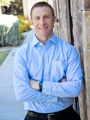 Dr. Howard Brauer, a Gilbert dentist and endurance athlete.