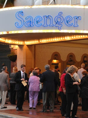 Pensacola's Saenger Theatre on Wednesday announced that it has received a TripAdvisor Certificate of Excellence award.