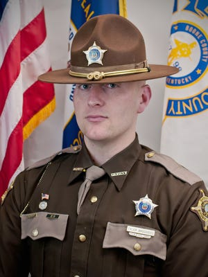 Boone County Sheriff's Deputy Tyler Brockman