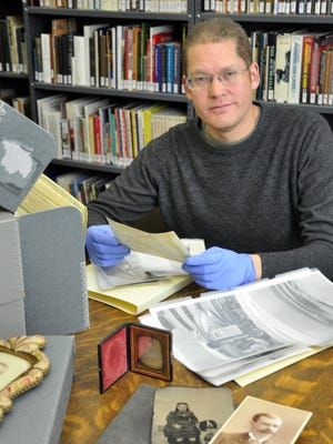 Adam Lovell, curator of collections for the Detroit Historical Society, said the worst thing to do with photos and family documents is to store them in a basement, garage, attic or crawl space.