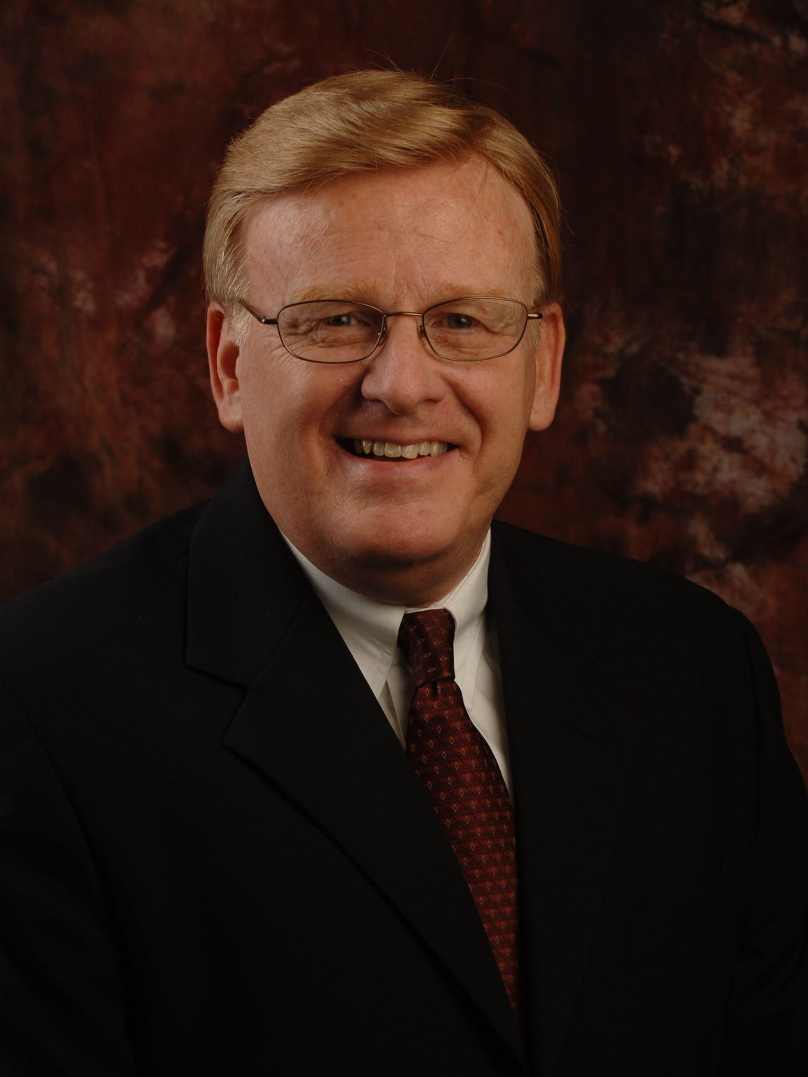 Ken McClure Is the vice president for administrative