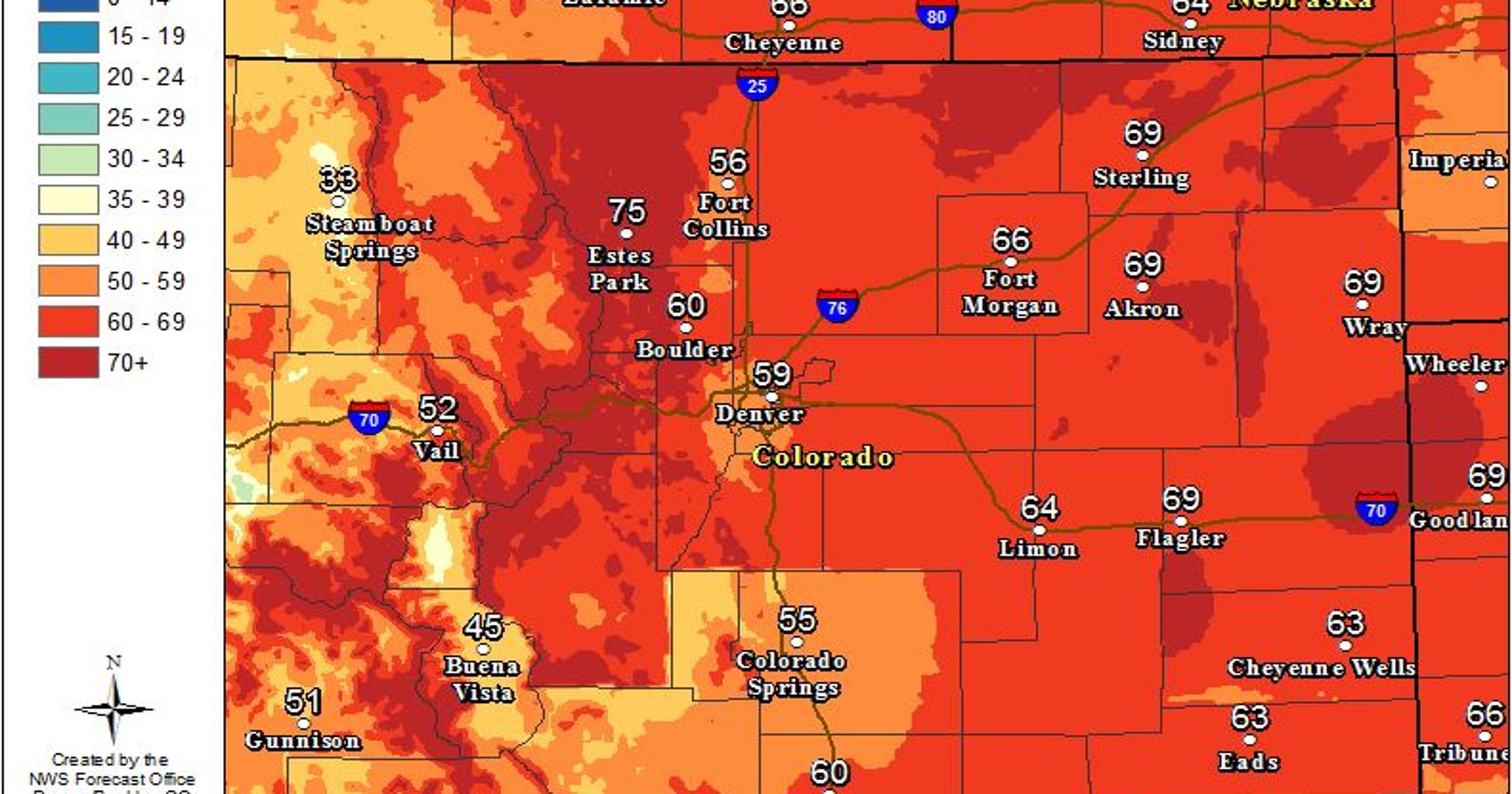 Wind Temporarily Shuts Down Nb I 25 At Wyoming Border