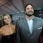 Indianapolis Colts player Jeff Saturday and his wife Karen will host the SuperBowl celebrity bowling tournament October 28th.