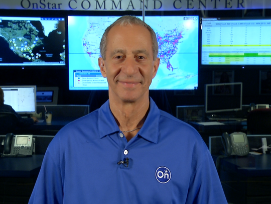Dr. Paul Stiegler, OnStar's Medical Director of Emergency