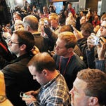 NFL Combine in Indy to raise the curtains — a bit — for fans