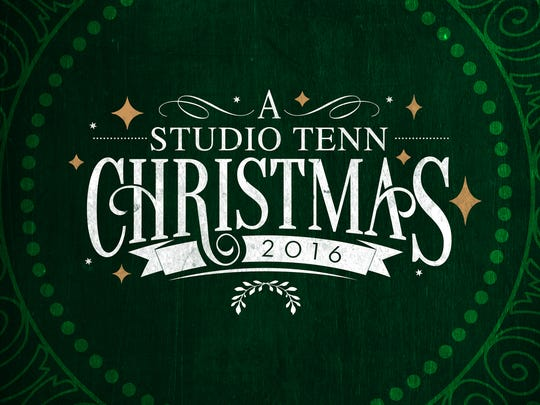A Studio Tenn Christmas 2016.