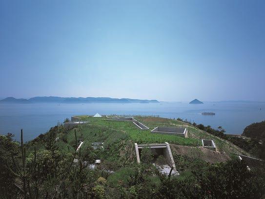 Chichu Art Museum, designed by Pritzker Prize-winning