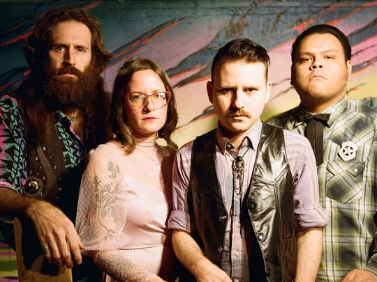 Portland alt country band Roselit Bone will play Oct.