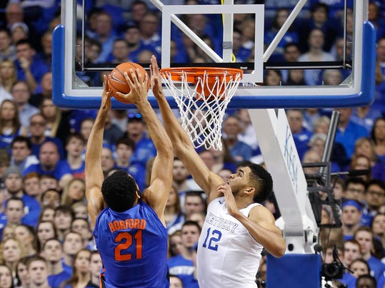 Kentucky Basketball What The Florida Win Means To The: Murray's Sunday List: 10 Most Likely Teams To Win NCAA
