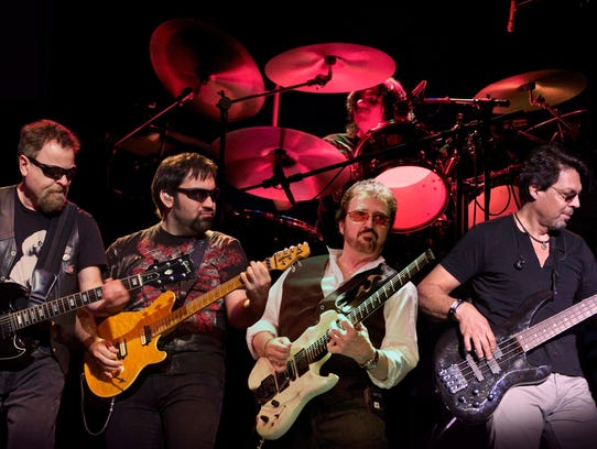 Blue Öyster Cult performs Saturday at Spiedie Fest.