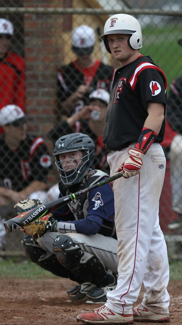 Fox Lane defeated Horace Greeley 5-1 in baseball action